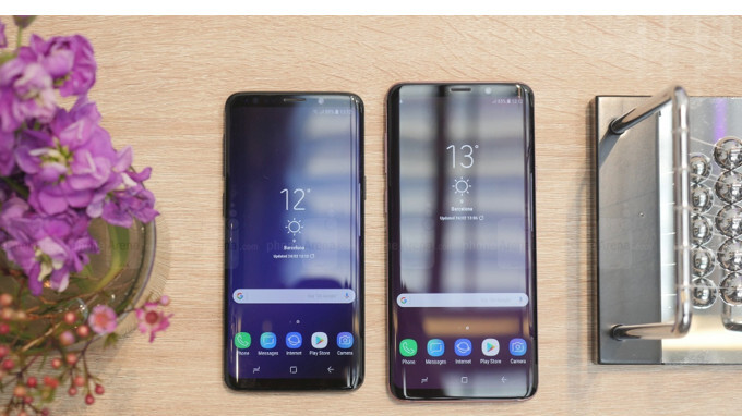 Galaxy S9 and S9+ pre-orders off to a slow start on Samsung's home turf