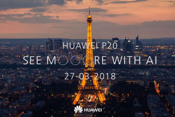 Huawei billboard confirms P20 Pro name for its next flagship