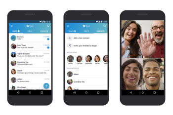 Microsoft confirms Skype has been optimized to work on older Android devices
