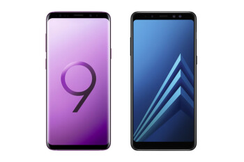 Samsung intros Galaxy S9 and Galaxy A8 Enterprise Edition models