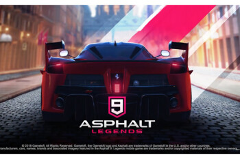Asphalt 9: Legends already soft-launched on iOS, Android version coming soon