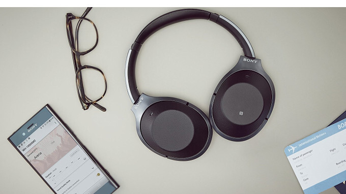 Sony's noise-canceling wireless headphones are on sale for 15% off at Amazon
