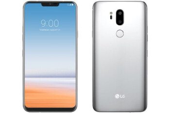 The LG G7 could end up looking like every other notch copycat out there