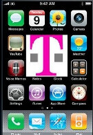 Is there an iPhone in T-Mobile's future?