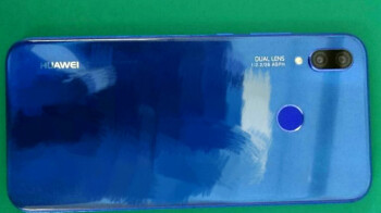 Et tu, Huawei? Affordable P20 Lite leaks, and guess what it has at the top