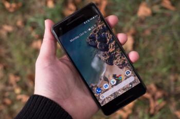 Pixel 2 XL proximity sensor issues got a fix, but Google won't release it yet