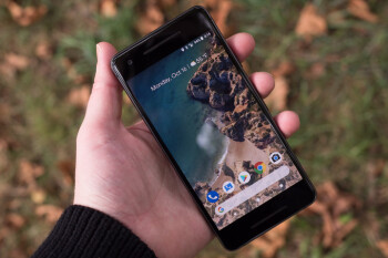 Pixel 2 XL proximity sensor issues got a fix, but Google won't release it yet