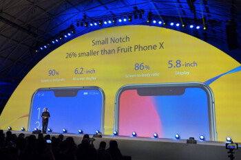Android P concedes to the notch