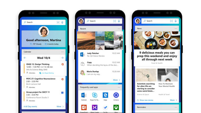 Microsoft Launcher getting loads of new features in an upcoming update