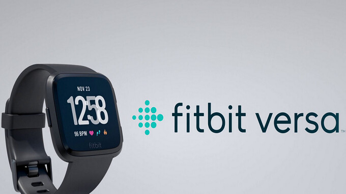The Fitbit Versa smartwatch leaks as the company aims at both genders this time
