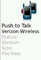 Verizon BlackBerry models now offer Push-to-Talk