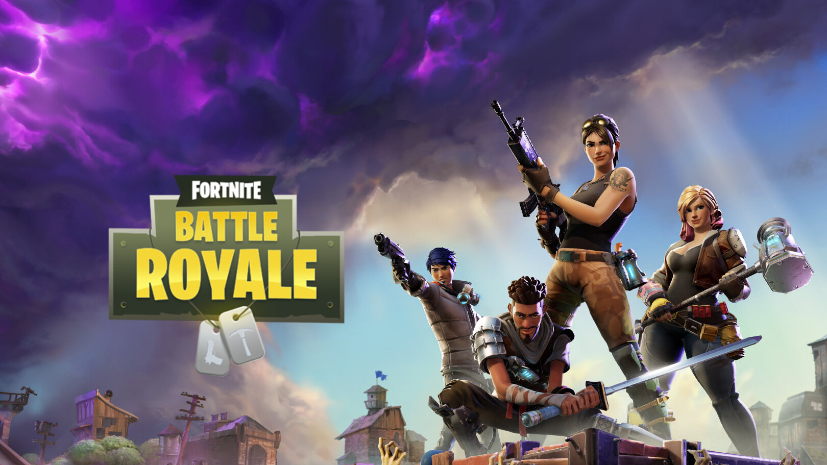 Ultra-popular battle royale Fortnite coming to iOS and ...
