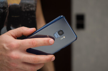The Note 9 won't have in-display finger scanner as screen protectors mess it up