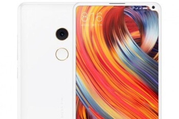 Xiaomi Mi Mix 2s video leak touts a corner notch, wireless charging hinted