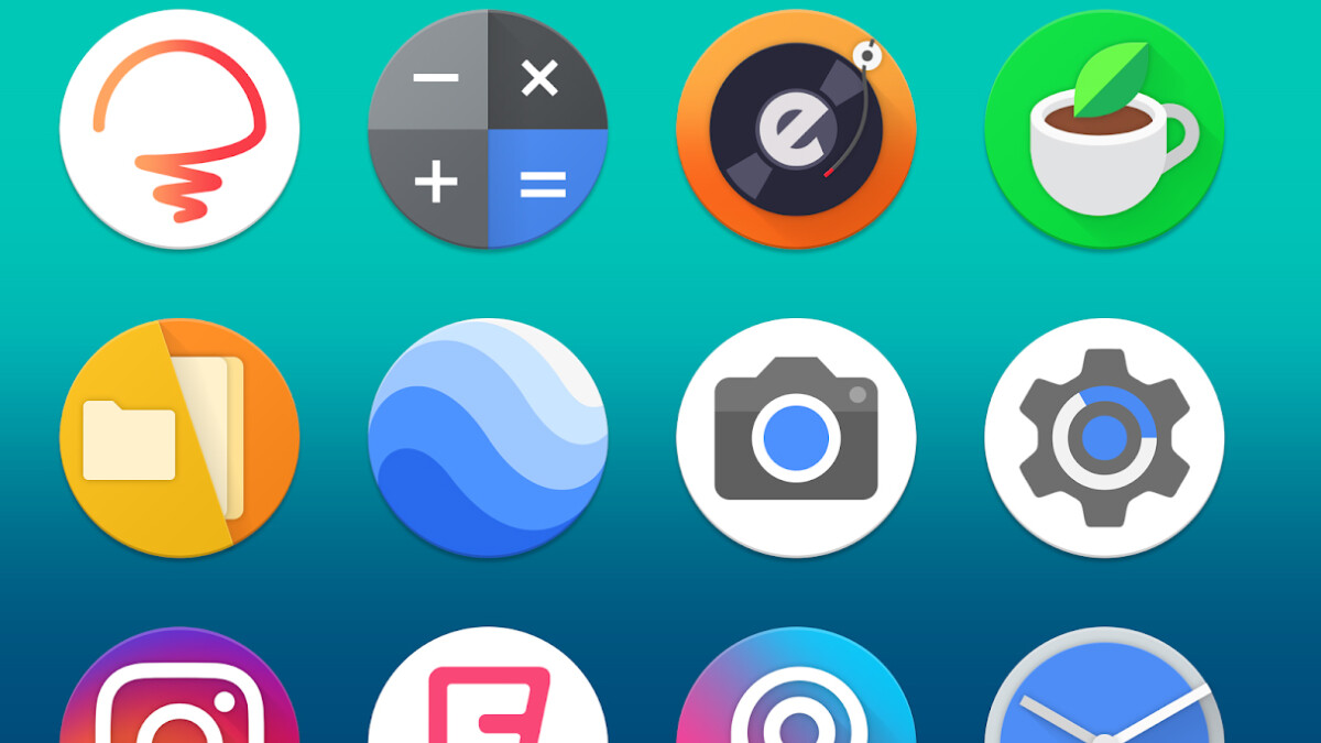 sony xperia icon pack download