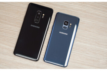 The first Samsung Galaxy S9 and S9+ updates bring March security patch