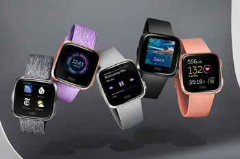 Fitbit's new Versa smartwatch copies the Apple Watch, but beats it in battery life