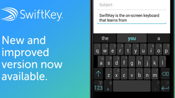 Android version of the SwiftKey app receives an update; new toolbar quickly finds GIFs and stickers