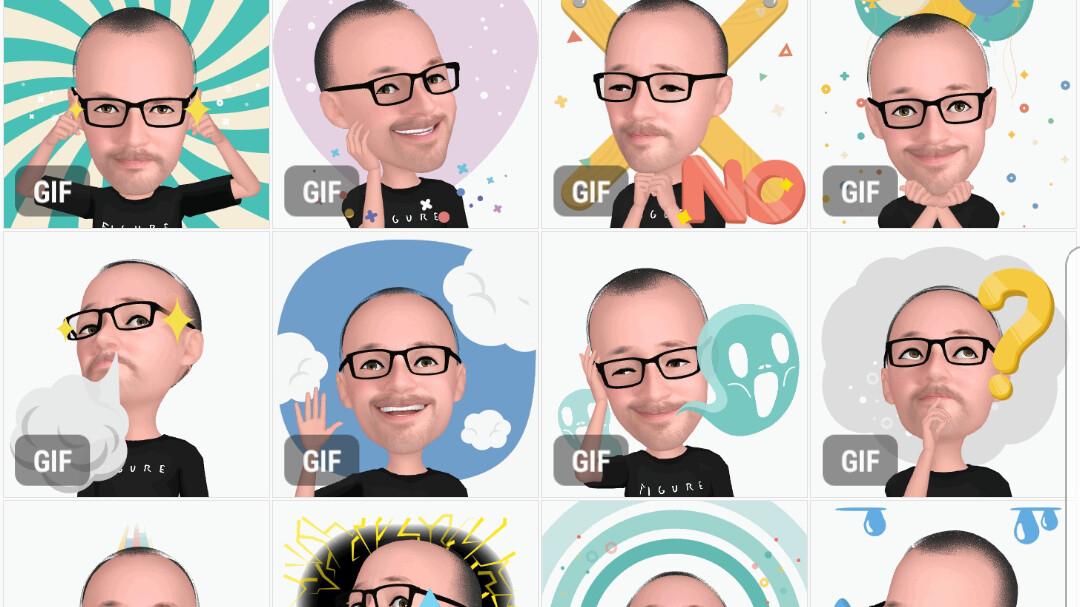 Ar-emoji Des Samsung Galaxy S9