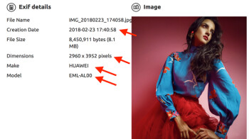 Check out these photos allegedly snapped by a Huawei P20 series phone