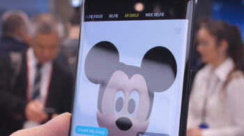 Disney AR Emoji have launched alongside the Samsung Galaxy S9 and S9+