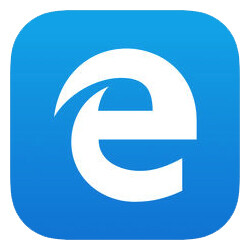 Picture from Microsoft Edge preview for iOS gets optimised for iPads