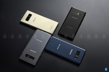 Galaxy Note 8 units in France start getting Oreo. Global update soon?