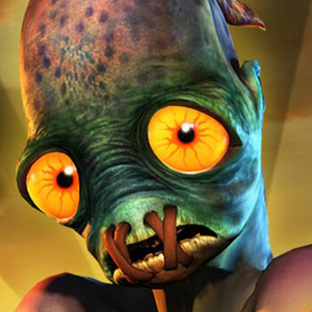 Picture from The awesome classics: all three Oddworld games discounted on the App Store and Play Store!