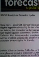 T-Mobile extends BOGO deal to qualified upgrade customers