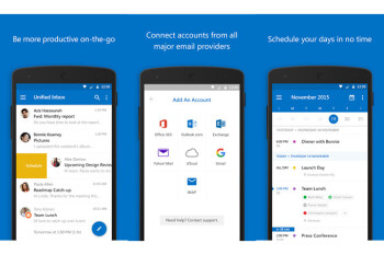 Outlook for Android update adds Calendar attachments, more