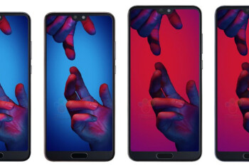 The Huawei P20/Pro may have Super Slow Motion, 128GB storage