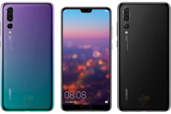 Huawei P20 Pro specs leak; three Leica cameras on back include a 40MP sensor