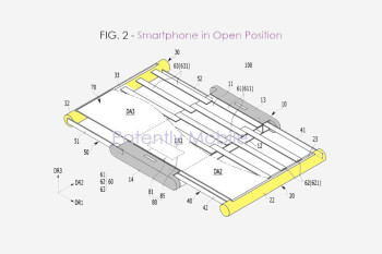 Go Go Gadget phone: Samsung wants to patent a smartphone with an expandable display