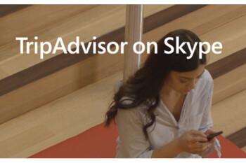 Microsoft updates Skype for mobile with TripAdvisor and StubHub add-ins