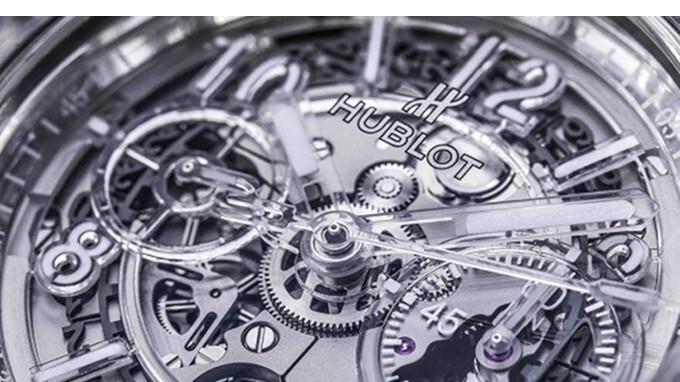 Get ready for Hublot's $5,200 smartwatch, coming to store shelves in mid-April