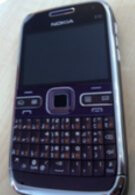 Purple version of the Nokia E72 on its way?