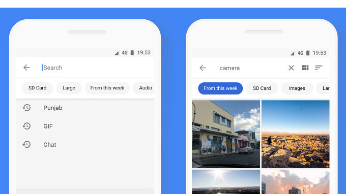Google Files Go is now a smarter file manager