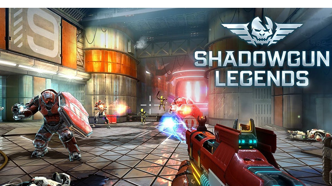 Thrilling RPG shooter game Shadowgun Legends out on Android and iOS
