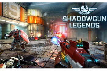 Picture from Thrilling RPG shooter game Shadowgun Legends out on Android and iOS