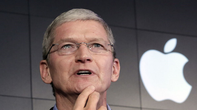 Tim Cook says consumer data needs more protection