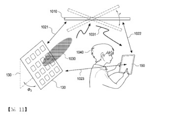 2016 patent shows that Samsung is working on over the air wireless charging