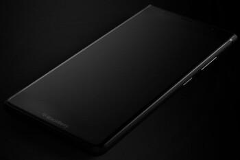 BlackBerry Ghost Pro from Optiemus appears in new leak