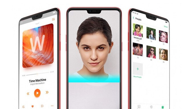Oppo F7 is official; check out all of the videos released by the manufacturer