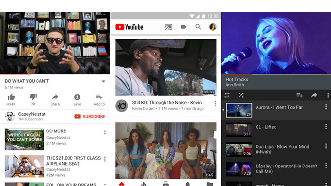 YouTube's dynamic player for square and vertical video now available on Android