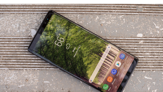 Samsung Galaxy Note 8 starts receiving Android 8.0 Oreo