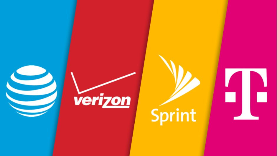 Image result for at&t tmobile verizon sprint