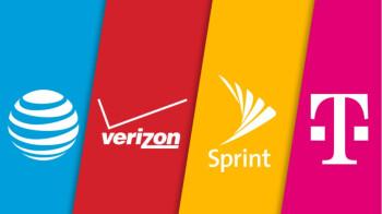 Verizon vs AT&T, T-Mobile and Sprint unlimited data plans price comparison