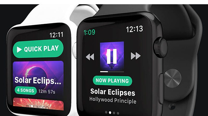 Spotify for Apple Watch may be introduced in June at WWDC 2018