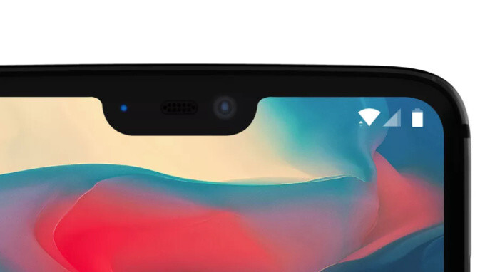 This is the first official OnePlus 6 image