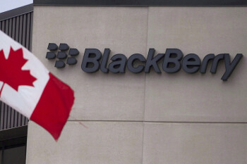 Record software and services revenue achieved by BlackBerry for its fourth fiscal quarter